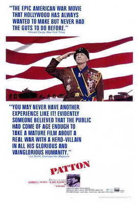 Patton - 27 x 40 Movie Poster - Style A
