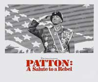 Patton - 11 x 17 Movie Poster - Style C