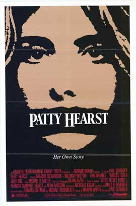 Patty Hearst - 11 x 17 Movie Poster - Style A