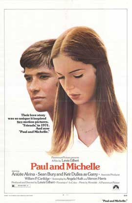 Paul and Michelle - 11 x 17 Movie Poster - Style A