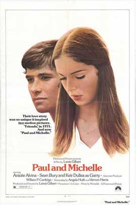 Paul and Michelle - 27 x 40 Movie Poster - Style A