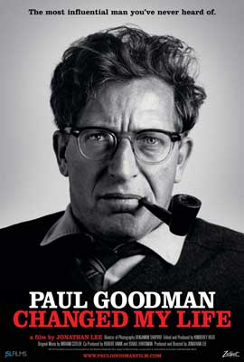 Paul Goodman Changed My Life - 27 x 40 Movie Poster - Style A