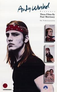 Paul Morrissey Trilogy - 43 x 62 Movie Poster - Bus Shelter Style A