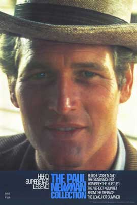 Paul Newman - 11 x 17 Movie Poster - Style A