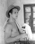Paul Newman - Paul Newman Posed in Topless