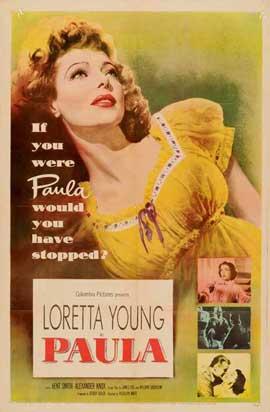 Paula - 11 x 17 Movie Poster - Style B