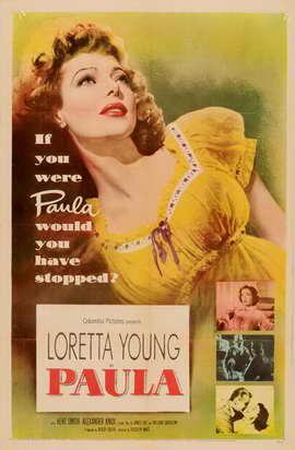 Paula - 27 x 40 Movie Poster - Style B