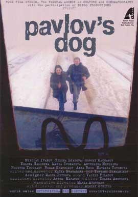 Pavlov's Dog - 11 x 17 Movie Poster - Style A