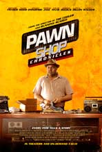 Pawn Shop Chronicles - 27 x 40 Movie Poster - Style A