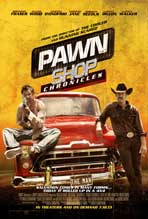 Pawn Shop Chronicles - 11 x 17 Movie Poster - Style B