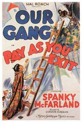 Pay As You Exit - 27 x 40 Movie Poster - Style A