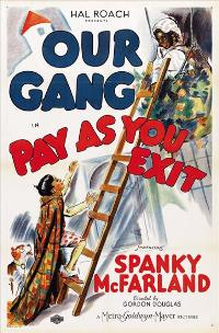Pay As You Exit - 43 x 62 Movie Poster - Bus Shelter Style A