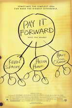 Pay It Forward - 11 x 17 Movie Poster - Style A