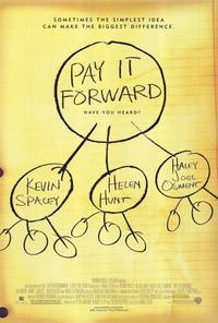 Pay It Forward - 27 x 40 Movie Poster - Style A