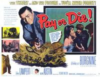 Pay or Die - 11 x 14 Movie Poster - Style A