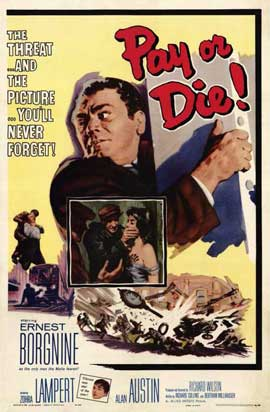 Pay or Die - 11 x 17 Movie Poster - Style A