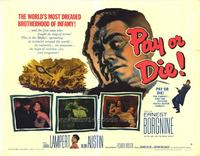 Pay or Die - 22 x 28 Movie Poster - Half Sheet Style B