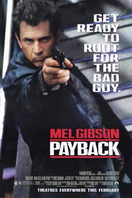 Payback - 11 x 17 Movie Poster - Style A
