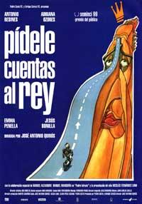Pídele cuentas al rey - 43 x 62 Movie Poster - Spanish Style A