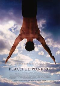 Peaceful Warrior - 43 x 62 Movie Poster - Bus Shelter Style A