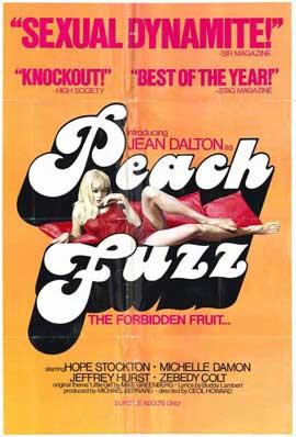 Peach Fuzz - 11 x 17 Movie Poster - Style A