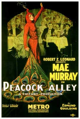 Peacock Alley - 27 x 40 Movie Poster - Style A