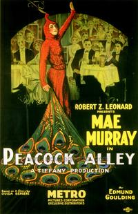 Peacock Alley - 43 x 62 Movie Poster - Bus Shelter Style A