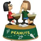 Peanuts - Peppermint Patty & Marcy School Days Mini-Statue