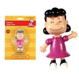 Peanuts - Lucy Van Pelt Bendable Figure