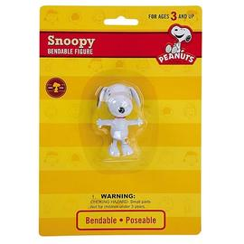 Peanuts - Snoopy Bendable Figure