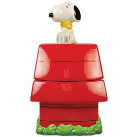Peanuts - Snoopy's Dog House Cookie Jar