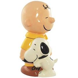 Peanuts - Charlie Brown and Snoopy Cookie Jar