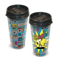 Peanuts - Snoopy HaHa Travel Mug