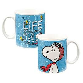Peanuts - Snoopy Live it Up Mug