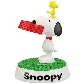 Peanuts - Snoopy and Woodstock Mini-Statue