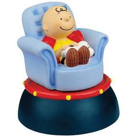 Peanuts - Charlie Brown & Snoopy Nap Time Animated Mini Statue