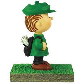 Peanuts - Linus Bus Stop Mini Statue