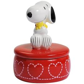 Peanuts - Snoopy Hugging Woodstock Trinket Box