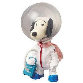 Peanuts - Snoopy Astronaut Version Collector Vinyl Figure
