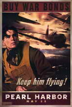 Pearl Harbor - 27 x 40 Movie Poster - Style E