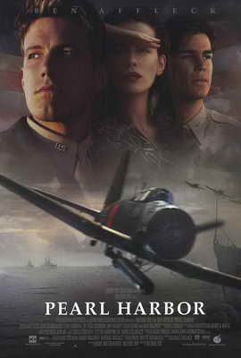 Pearl Harbor - 27 x 40 Movie Poster - Style A