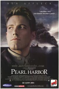 Pearl Harbor - 11 x 17 Movie Poster - French Style E