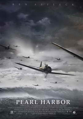 Pearl Harbor - 27 x 40 Movie Poster - Style F