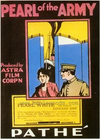 Pearl of the Army - 43 x 62 Movie Poster - Bus Shelter Style A