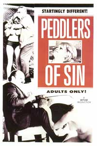 Peddlers of Sin - 11 x 17 Movie Poster - Style A