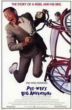 Pee wee's Big Adventure - 11 x 17 Movie Poster - Style A