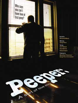 Peeper: A Sort of Love Story - 11 x 17 Movie Poster - Style A