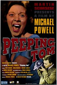 Peeping Tom - 11 x 17 Movie Poster - Style A