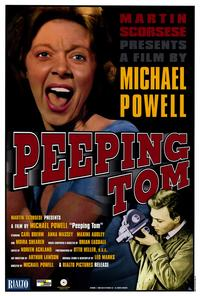 Peeping Tom - 27 x 40 Movie Poster - Style A