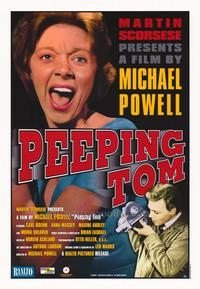 Peeping Tom - 11 x 17 Movie Poster - Style C